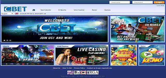 Cara Bermain Live Casino Online Di Agen Cbet Online